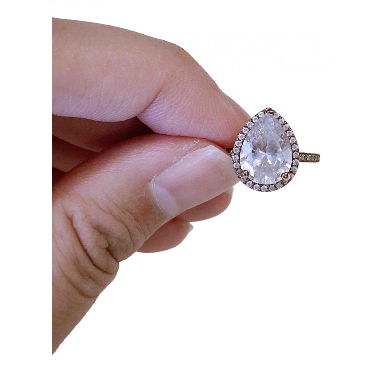 Pandora - Bague   pour femme en cristal - rose