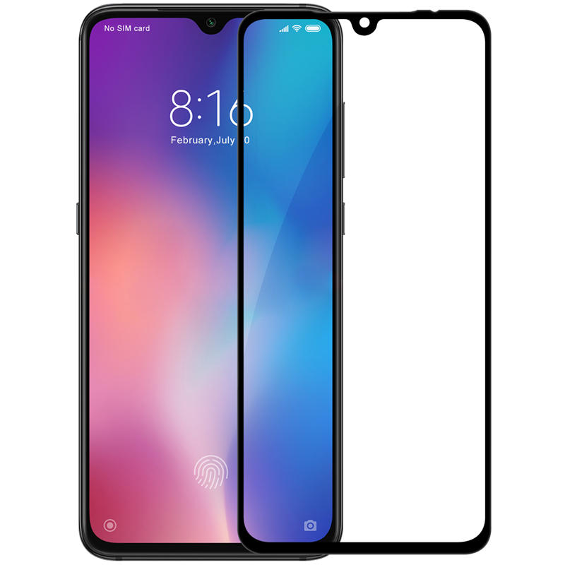 NILLKIN XD CP+MAX Full Coverage Anti-explosion Tempered Glass Screen Protector for Xiaomi Mi9 Mi 9 / Xiaomi Mi 9 Pro / X