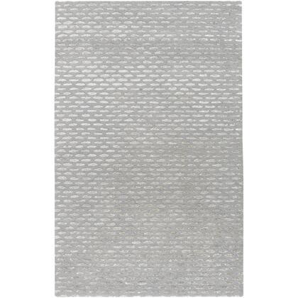 Atlantis ATL-6001 12' x 15' Rectangle Modern Rugs in Medium Gray