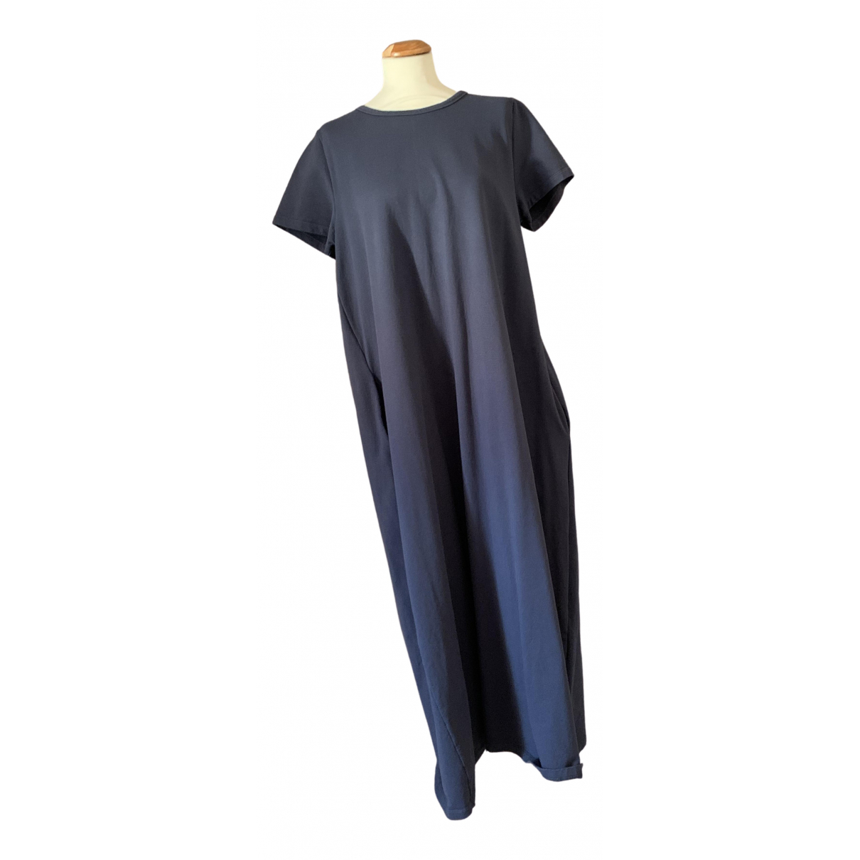 Cos \N Blue Cotton dress for Women L International