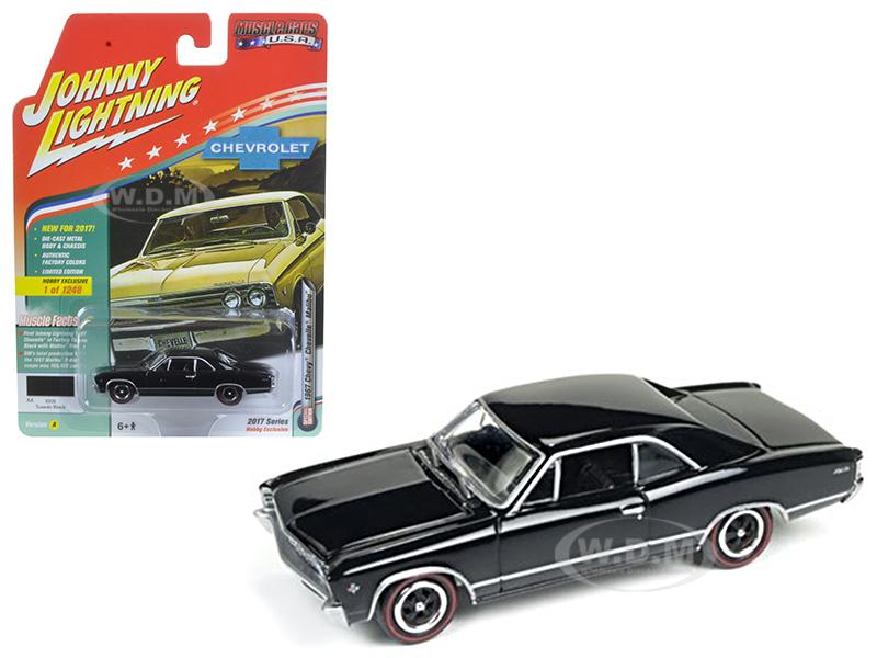 1967 Chevrolet Chevelle Gloss Black
