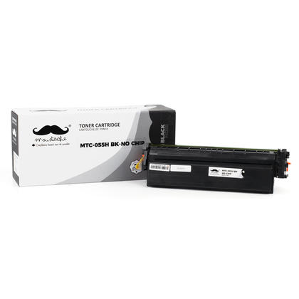Compatible Canon i-SENSYS MF746Cx Black Toner Cartridge by Moustache, no chip - High Capacity