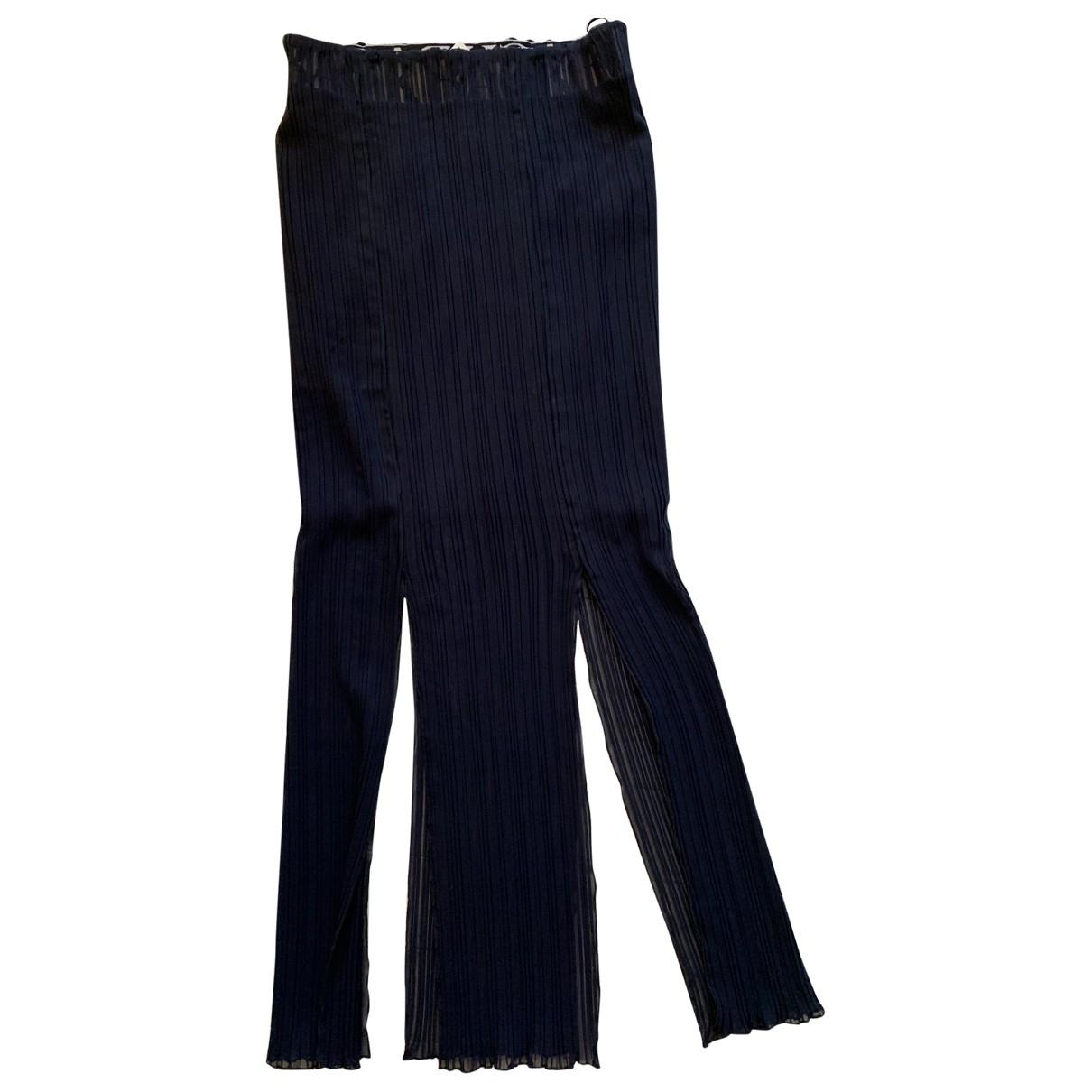 Ann-sofie Back \N Navy skirt for Women 12 UK