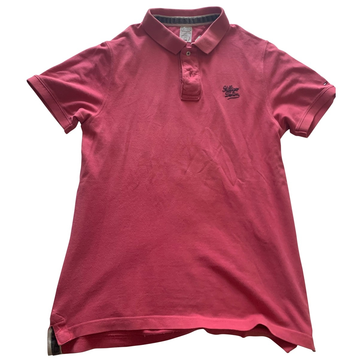 Tommy Hilfiger \N Poloshirts in  Rosa Baumwolle