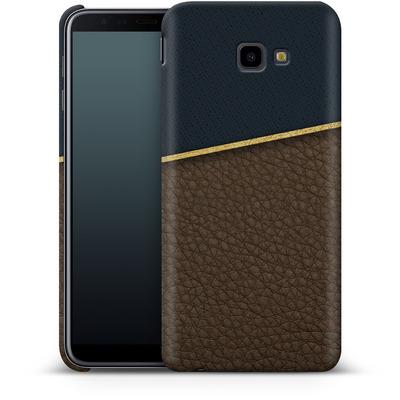 Samsung Galaxy J4 Plus Smartphone Huelle - Oxford von caseable Designs
