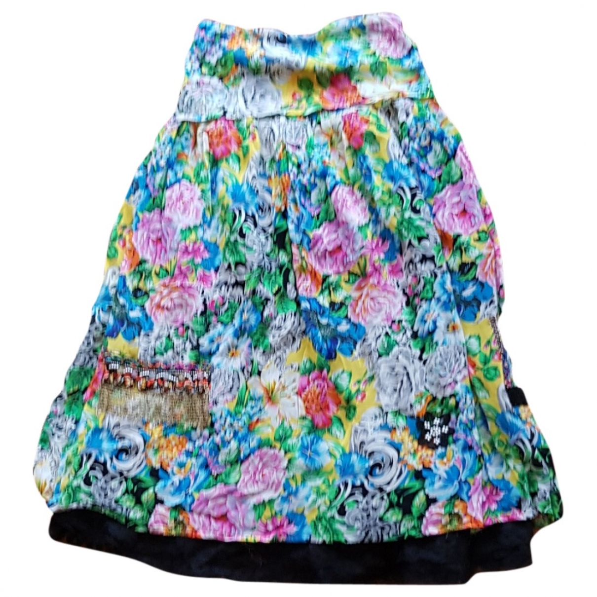 Non Signé / Unsigned \N Multicolour skirt for Women One Size IT