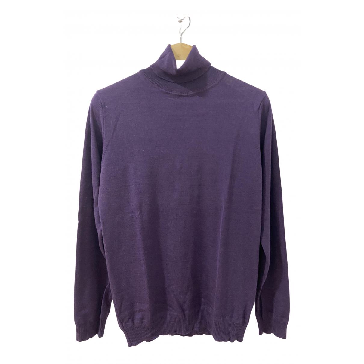 Zara - Pulls.Gilets.Sweats   pour homme - violet