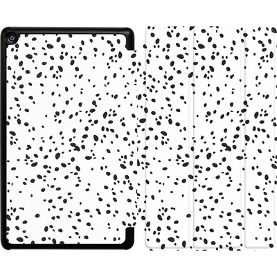Amazon Fire HD 8 (2017) Tablet Smart Case - Carib Dot von Khristian Howell