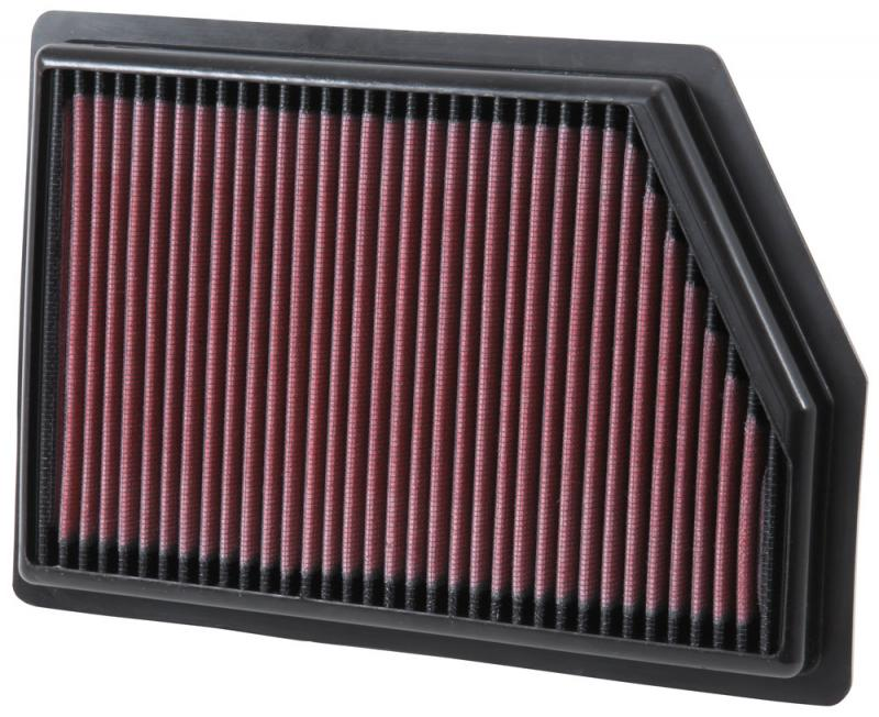 K&N 33-5009 Replacement Air Filter Jeep Cherokee 2014-2018