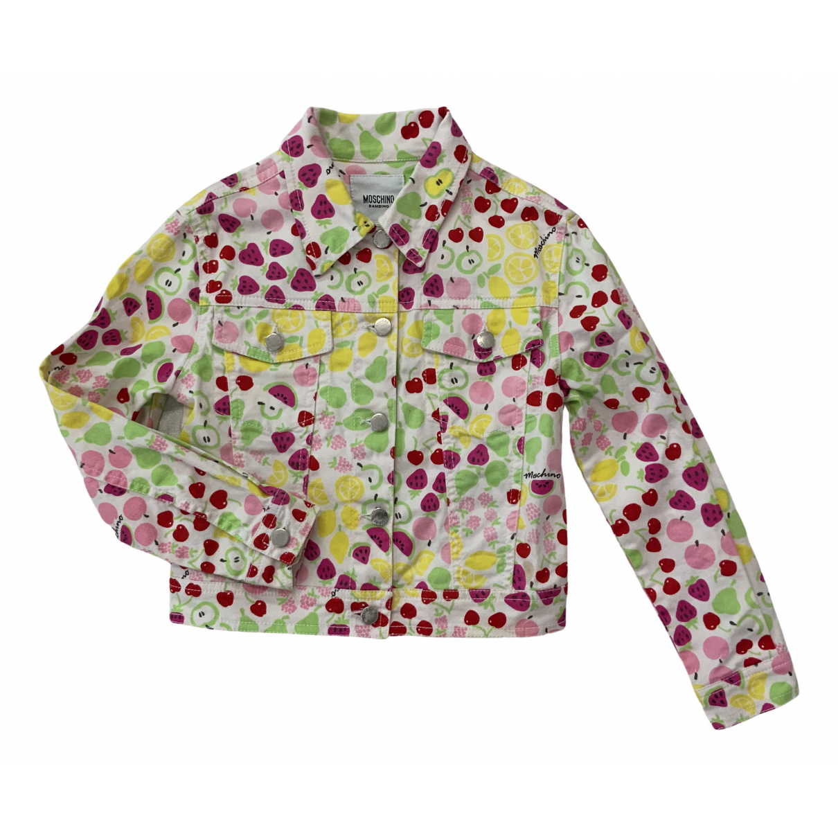 Moschino \N Multicolour Denim - Jeans jacket & coat for Kids 6 years - up to 114cm FR