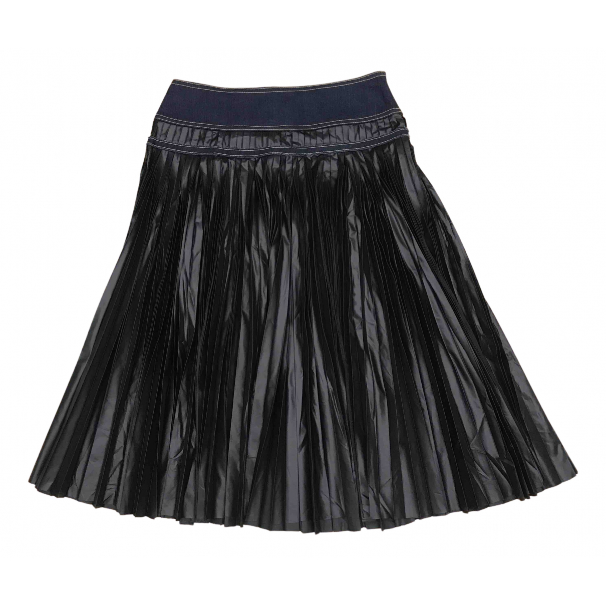 Issey Miyake \N Black skirt for Women M International