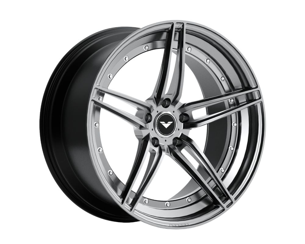 Vorsteiner VFN20824 VFN 208 Wheel Nero Forged 2-Piece 24