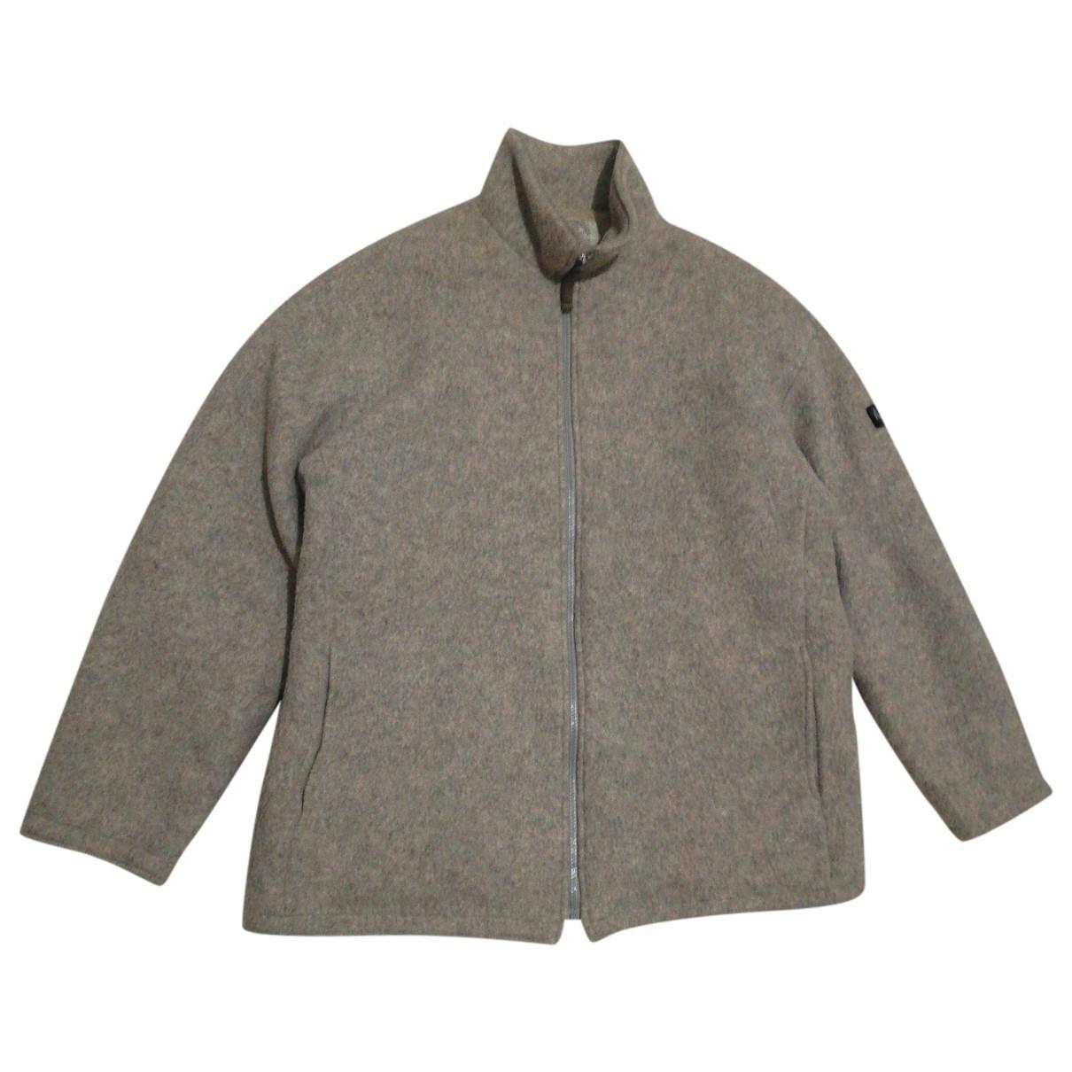 Armani Jean - Vestes.Blousons   pour homme en laine - gris