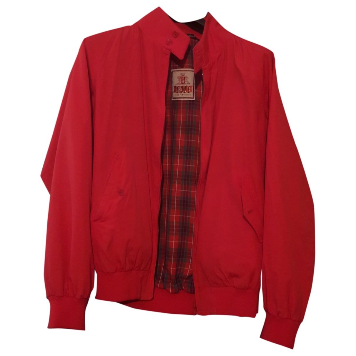 Baracuta \N Cotton jacket  for Men L International