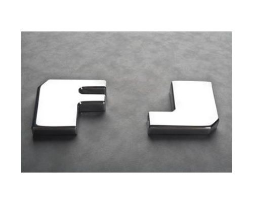 AMI Letter J Windshield Washer Cover