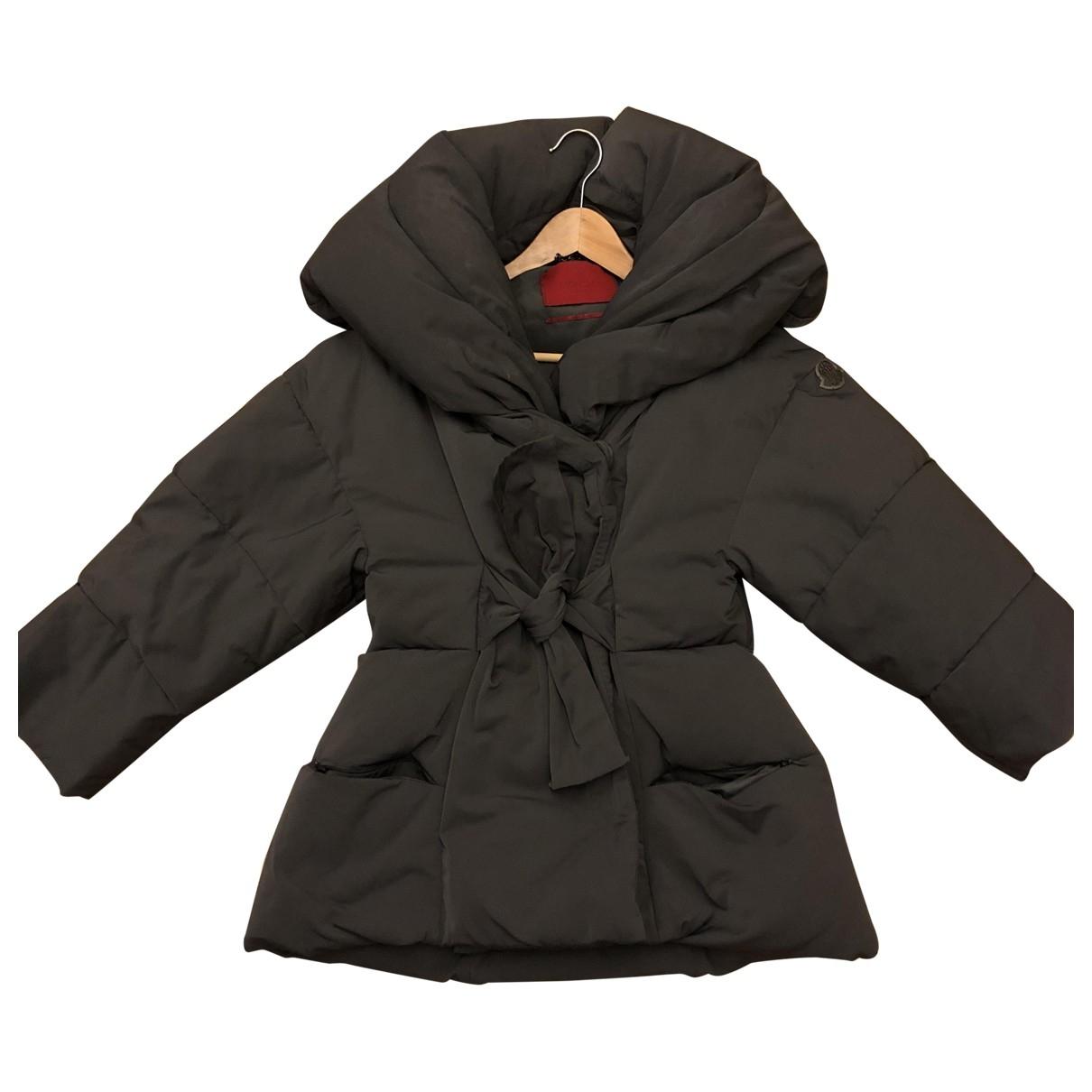 Moncler - Manteau Gamme Rouge pour femme - gris