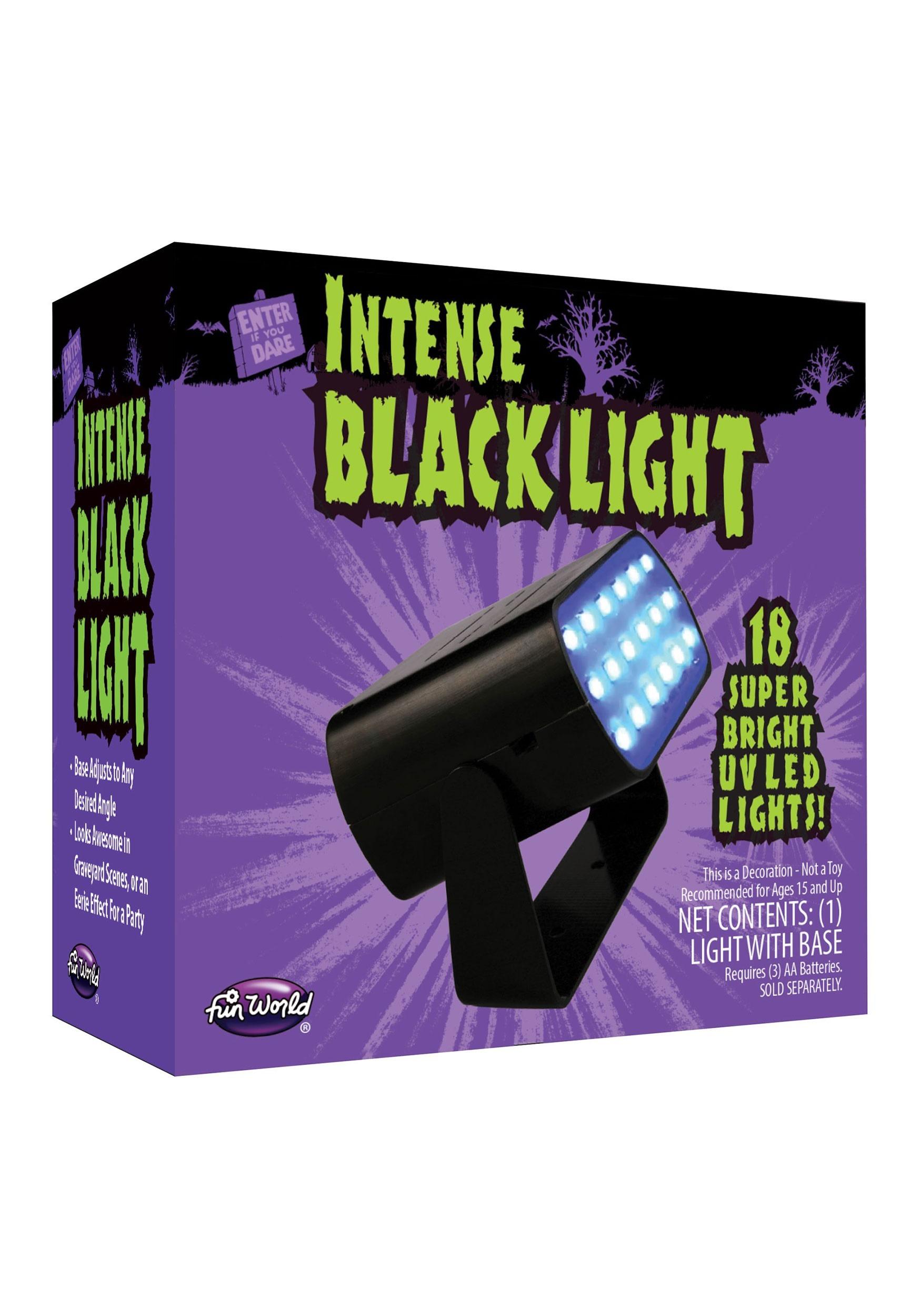 Special Effect Intense Black Light