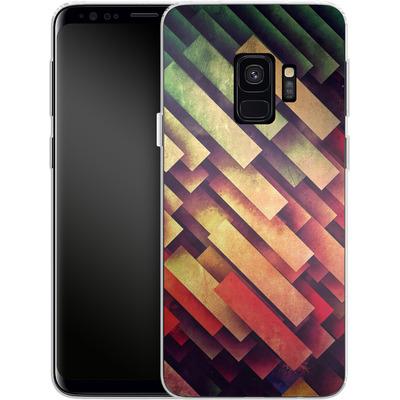 Samsung Galaxy S9 Silikon Handyhuelle - Wype Dwwn Thys von Spires