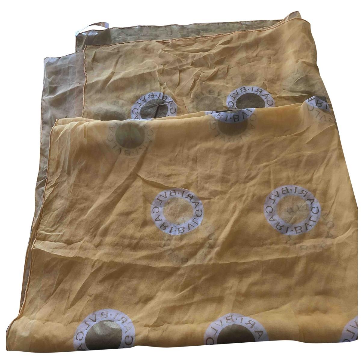 Bvlgari \N Silk scarf for Women \N