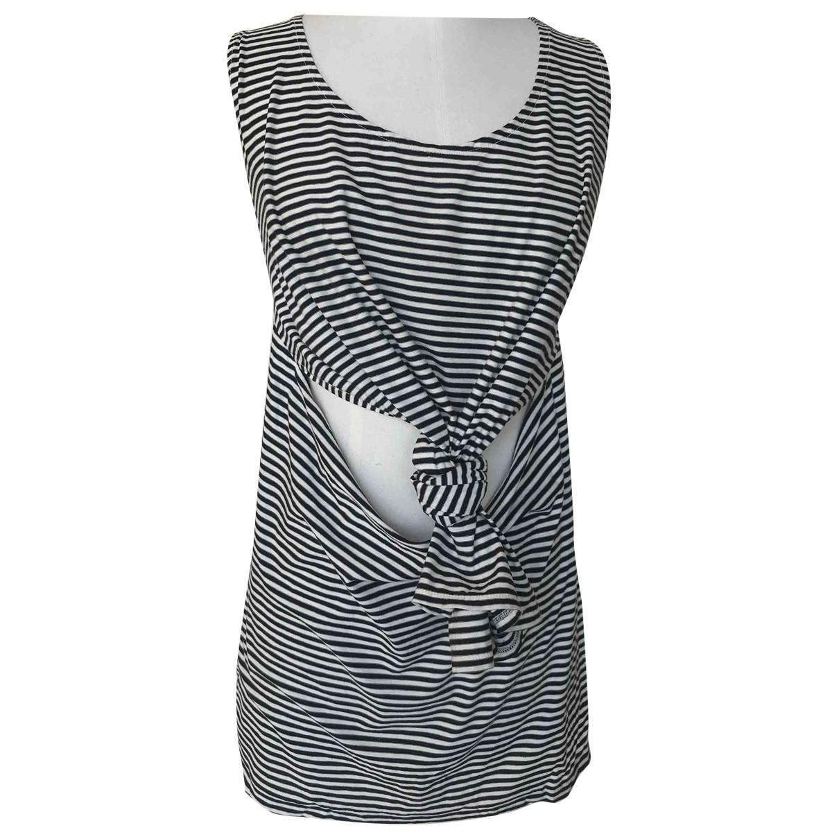 Yohji Yamamoto - Top   pour femme en coton