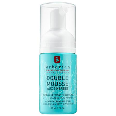 Erborian Double Mousse Gentle Cleansing Foam, One Size , Multiple Colors