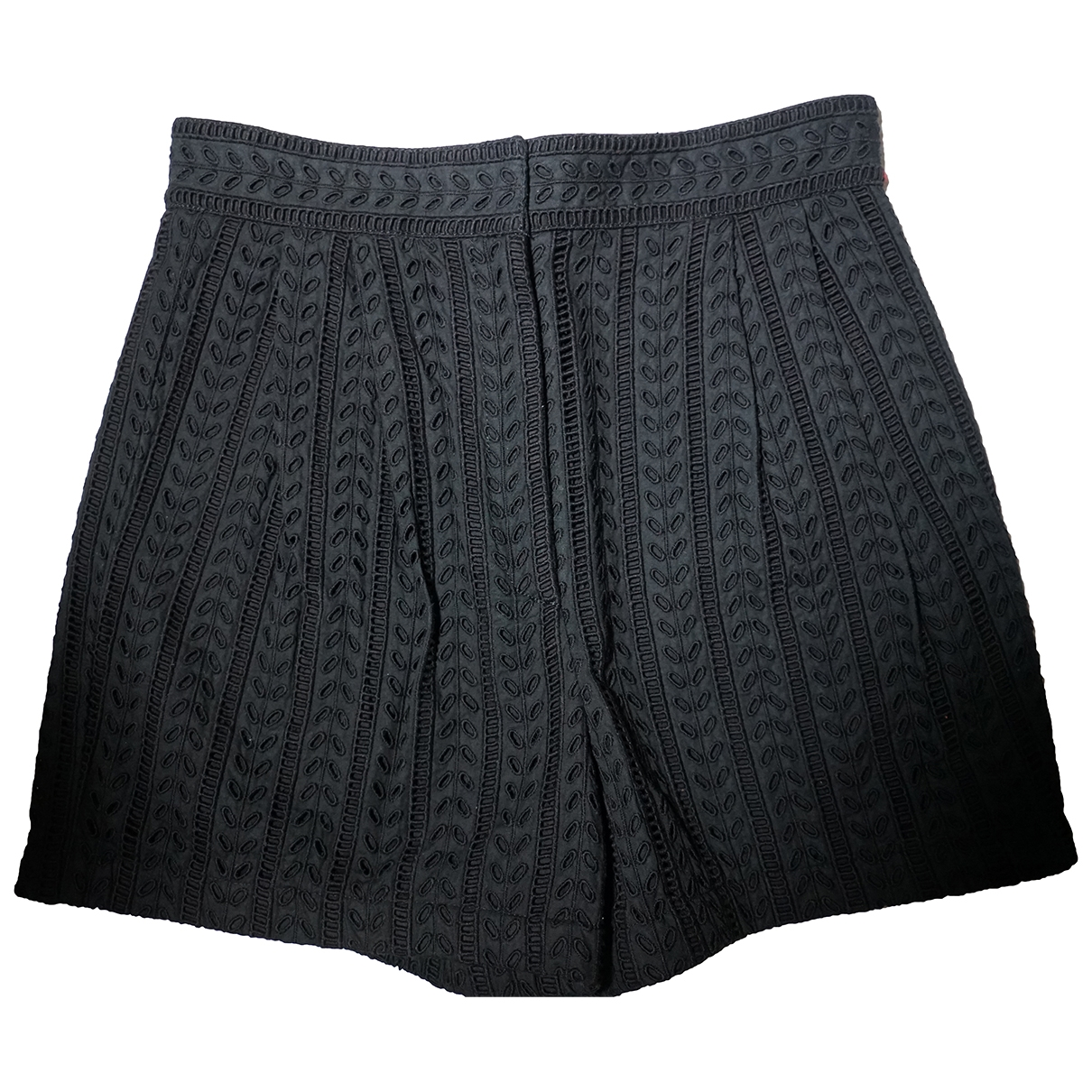 Philosophy Di Lorenzo Serafini \N Shorts in  Schwarz Baumwolle