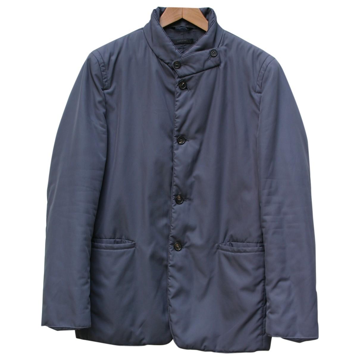 Calvin Klein Collection \N Grey coat  for Men 50 FR