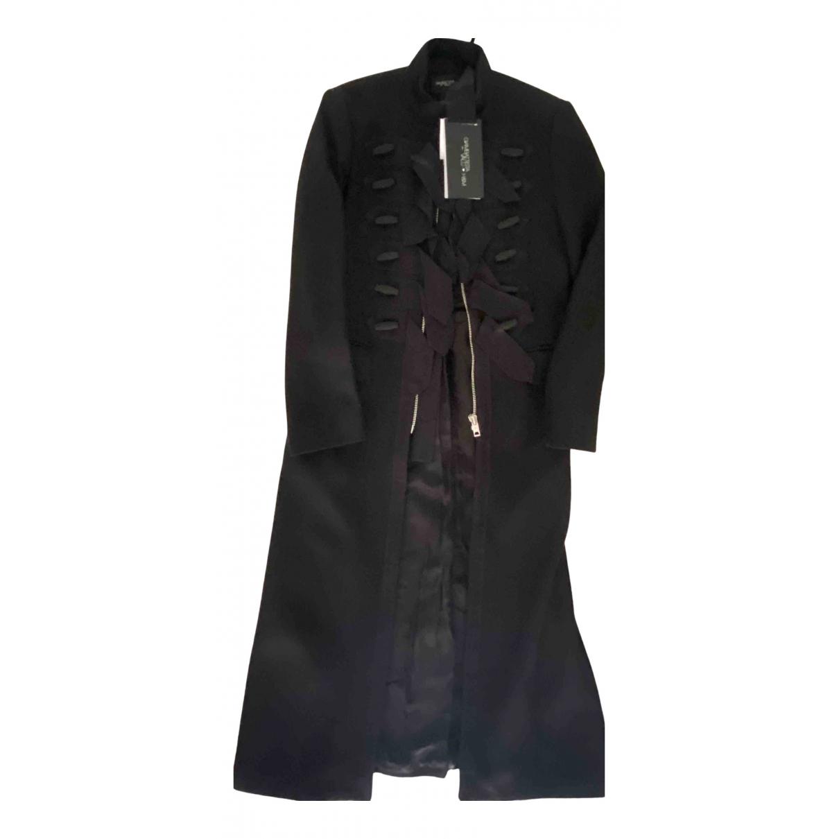 Giambattista Valli X H&m - Manteau   pour homme en toile - noir