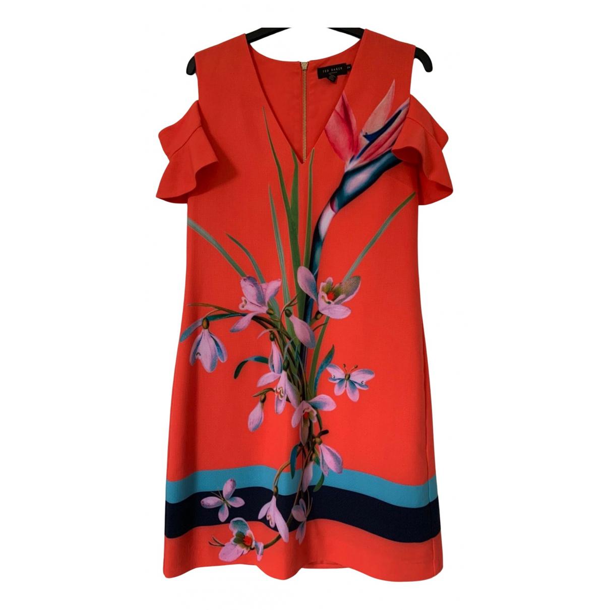 Ted Baker N Multicolour dress for Women 8 UK