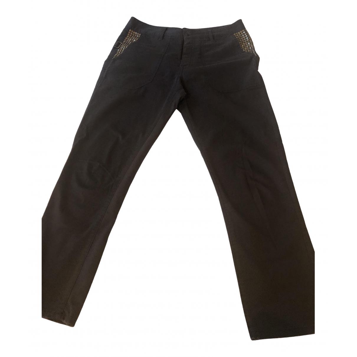 Pantalon en Algodon Antracita Zadig & Voltaire
