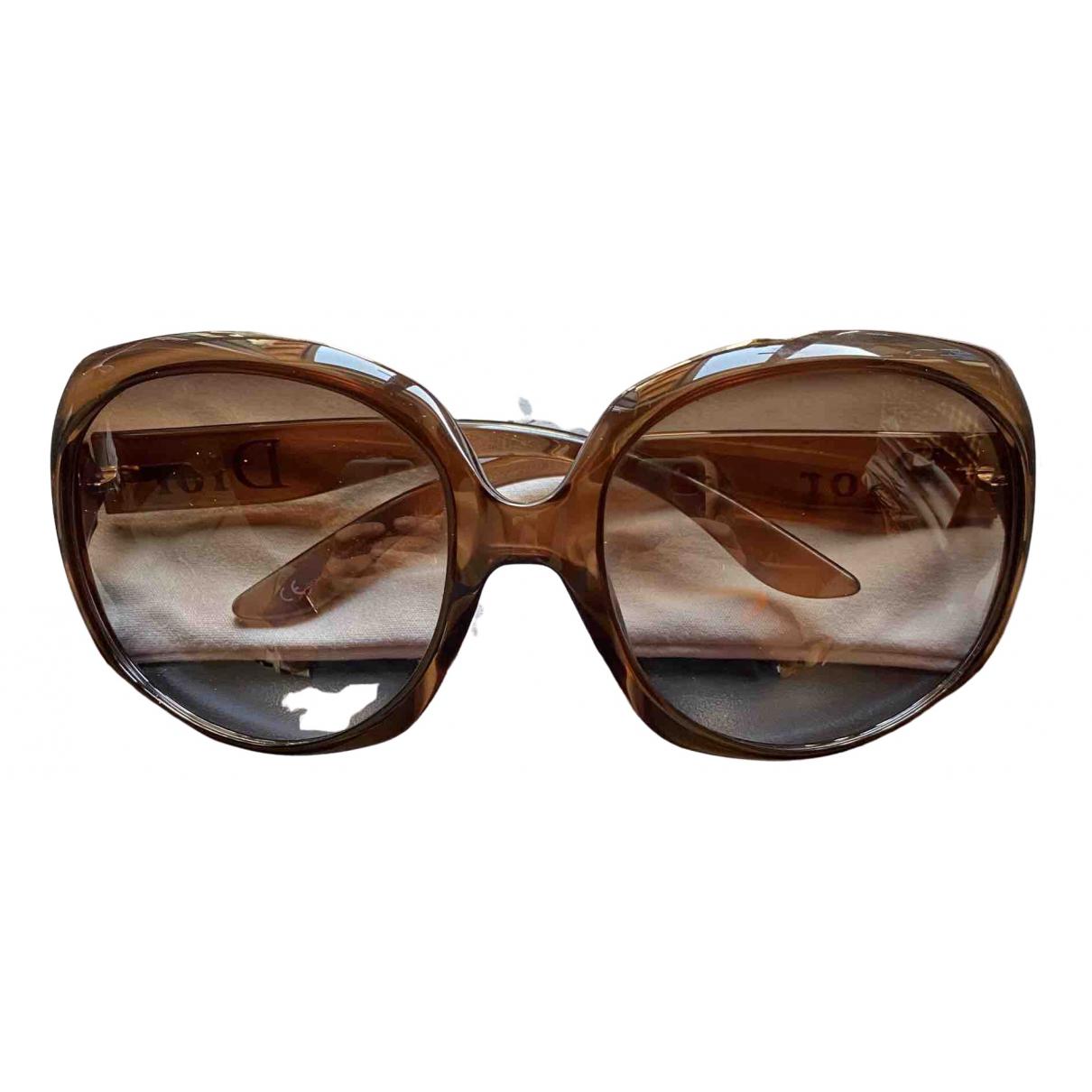 Gafas oversize Dior