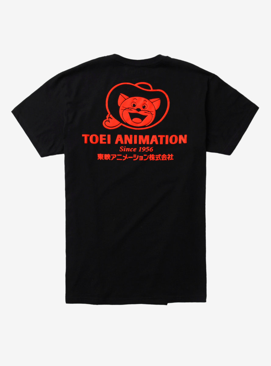 Toei Animation Logo T-Shirt - BoxLunch Exclusive