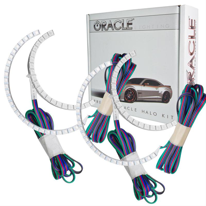 Oracle Lighting 2204-333 Chevrolet Impala 2006-2013 ORACLE ColorSHIFT Halo Kit