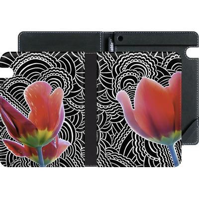 Amazon Kindle Voyage eBook Reader Huelle - Tulips von Kaitlyn Parker