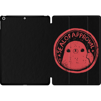Apple iPad 9.7 (2018) Tablet Smart Case - Seal of Approval von Louis Ros