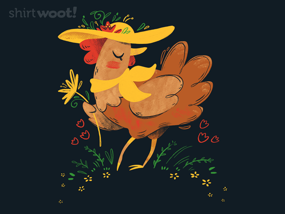 Spring Chicken T Shirt