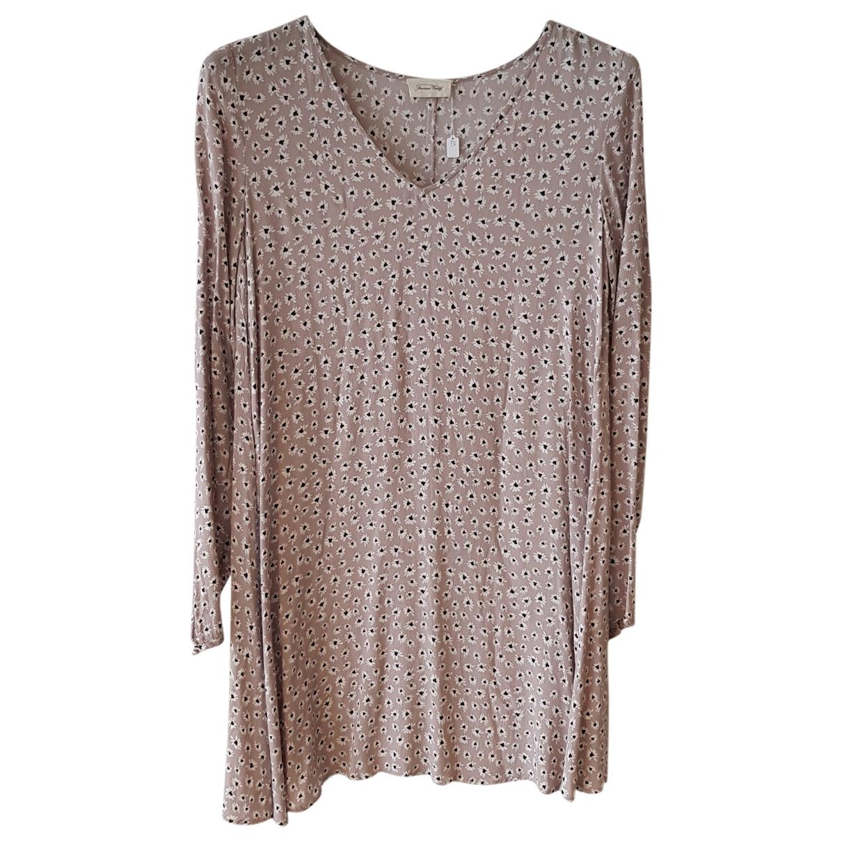 American Vintage \N Pink dress for Women M International