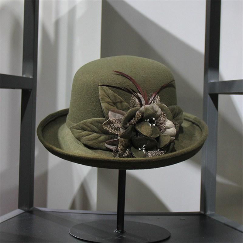 Ericdress 3D British Plain Winter Hats