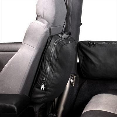 Rugged Ridge Seat Back Trail Bag - 13551.26