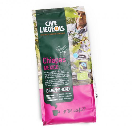 "Kaffeebohnen Cafe Liegeois ""Chiapas"", 250 g"