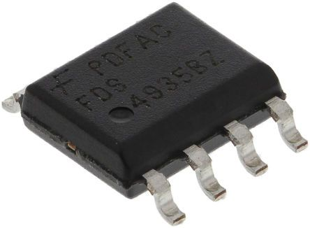 ON Semiconductor FAN7380MX Dual High and Low Side MOSFET Power Driver, 0.18A 8-Pin, SOIC (10)