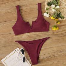 Tanga Bikini Set