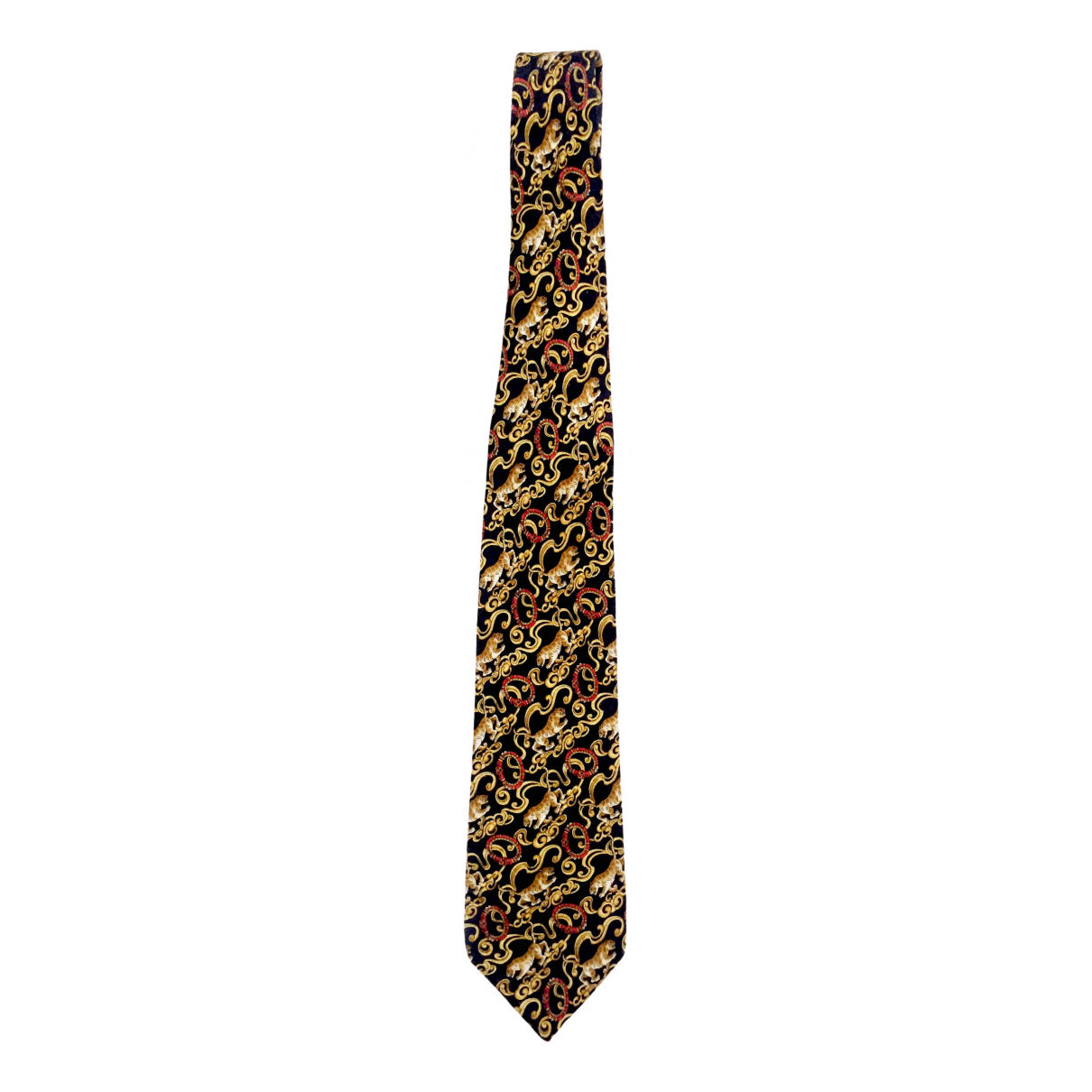 Dior Homme - Cravates   pour homme en soie - noir