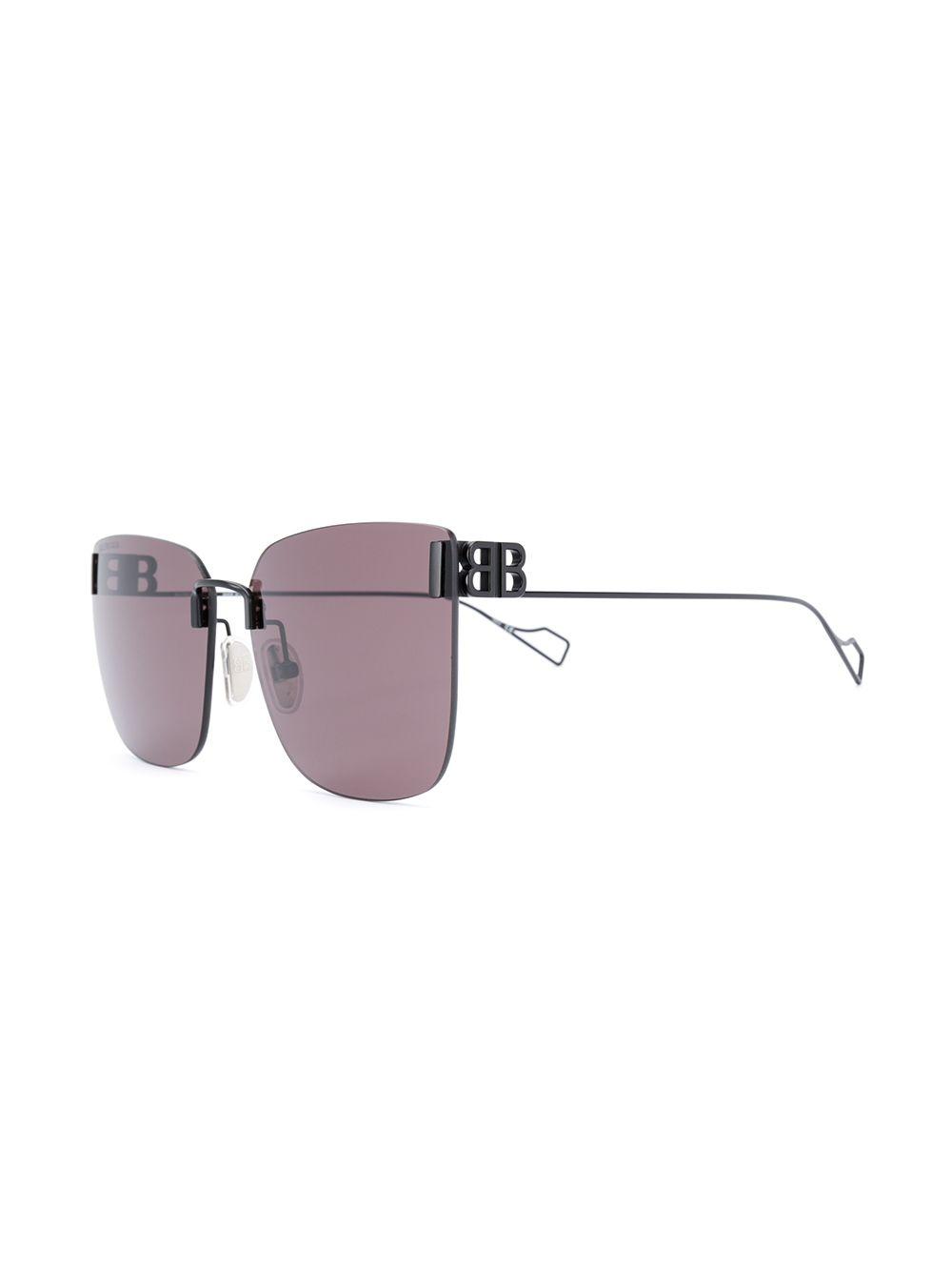 Light Square Sunglasses