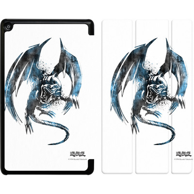 Amazon Fire HD 8 (2017) Tablet Smart Case - Blue-Eyes White Dragon von Yu-Gi-Oh!