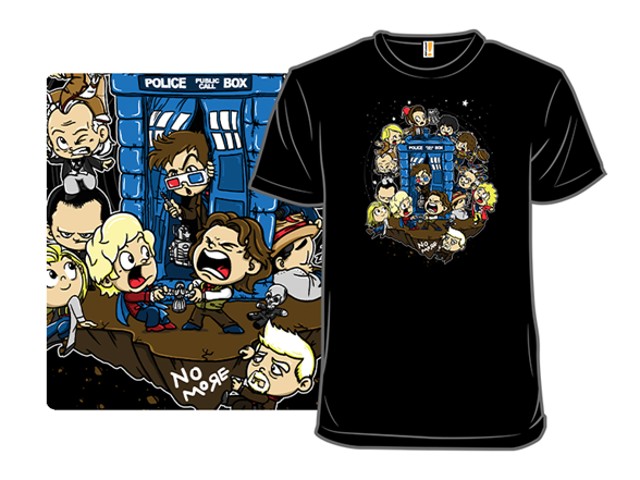 Let's Play Doctor T Shirt