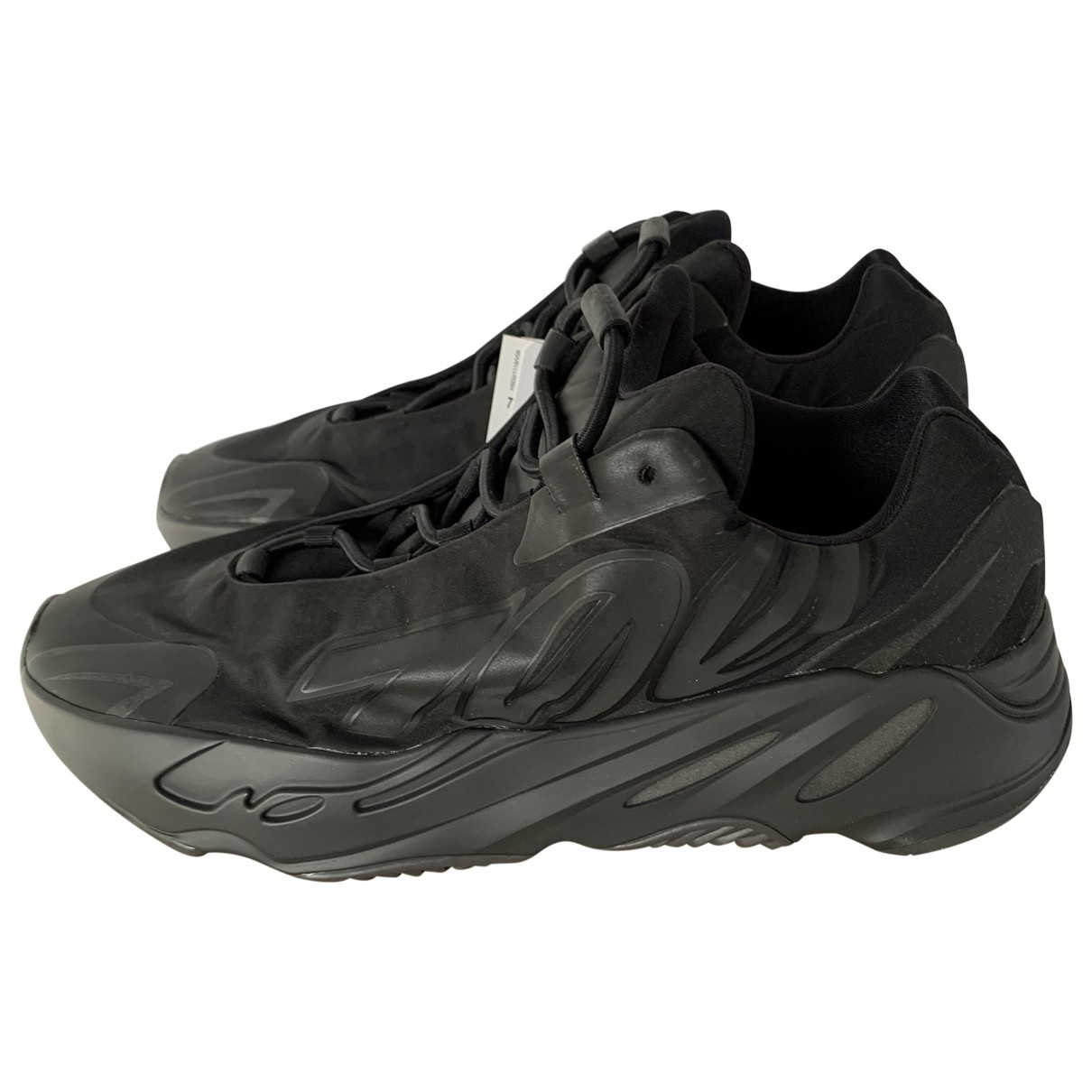 Yeezy X Adidas \N Sneakers in  Schwarz Leinen