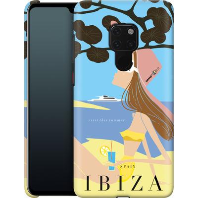 Huawei Mate 20 Smartphone Huelle - IBIZA TRAVEL POSTER von IRMA