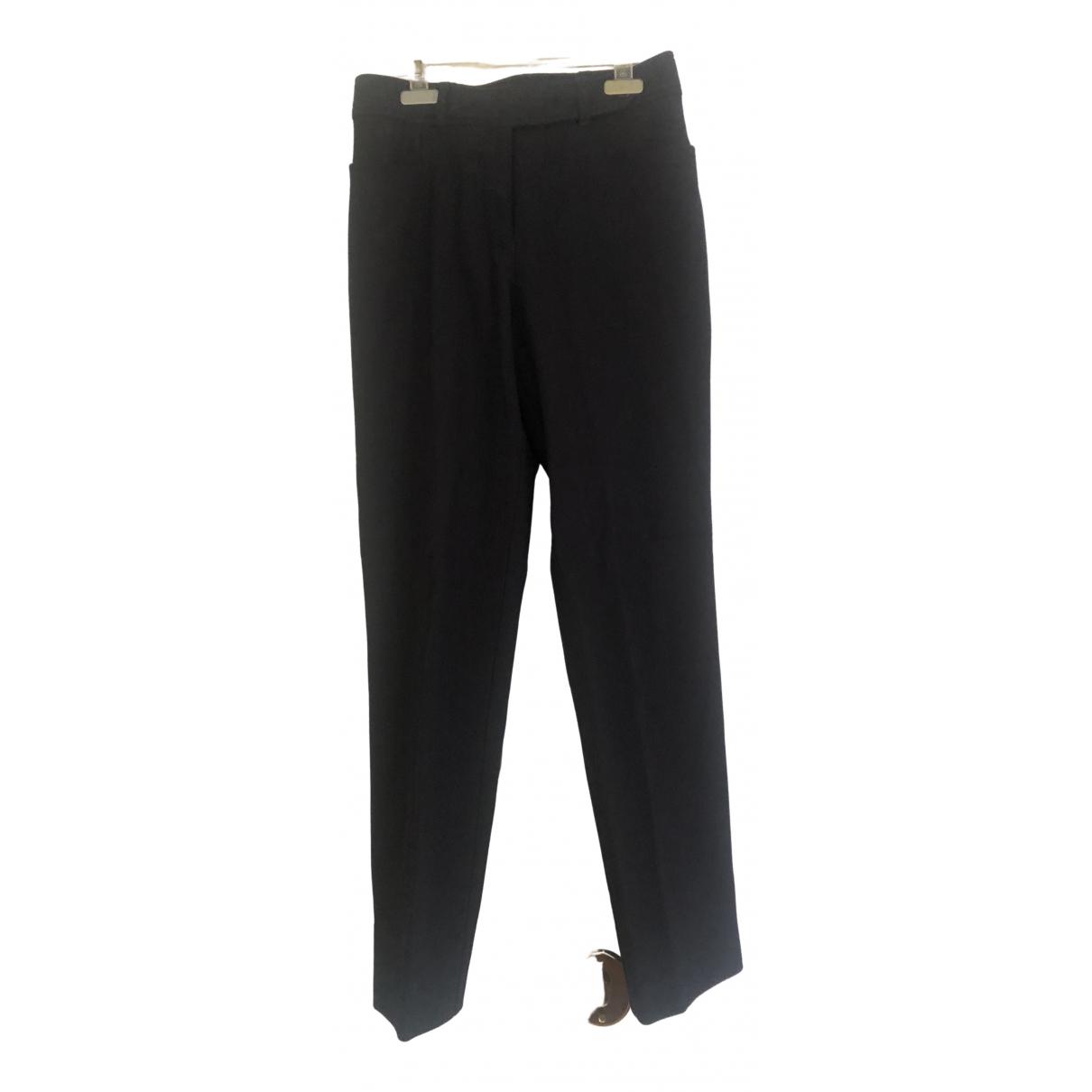 Pantalon recto de Lana Armani Jeans