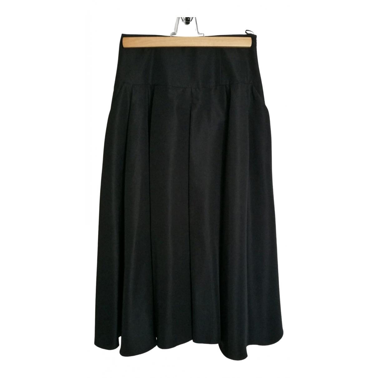Adolfo Dominguez N Black skirt for Women 36 FR